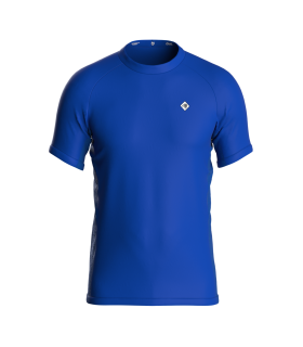 Camiseta Slim fit Hombre Azul Oscuro