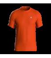 Camiseta Slim fit Hombre Naranja