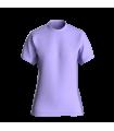 Camiseta Slim fit Mujer Morado