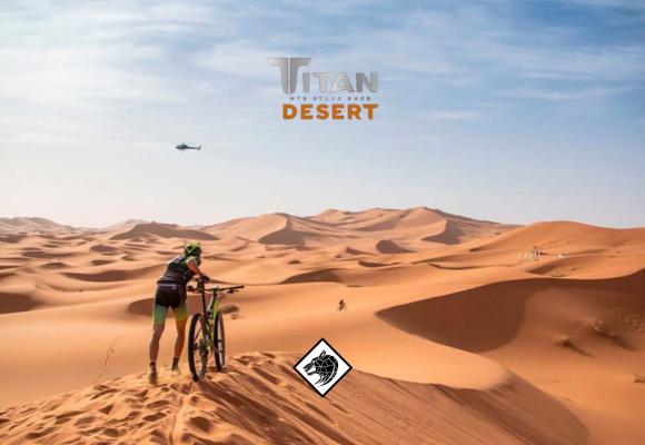 XVI Titan Desert - Etapas