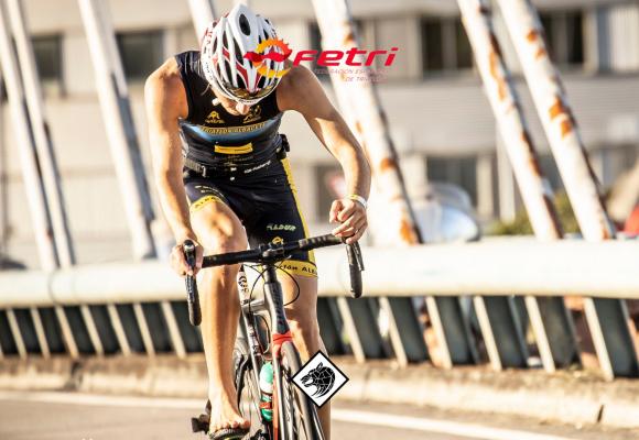 Pontevedra acoge el Campeonato de España de Triatlón (Sprint)